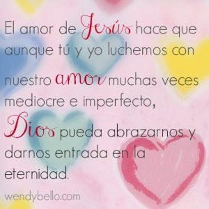 el amor de Jesús