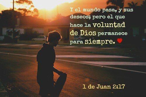1 Juan 2-17