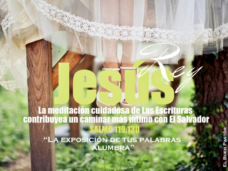 Salmos 119.130 - reflexiones cristianas