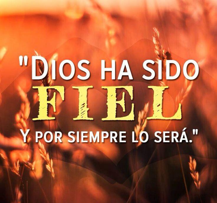 Dios permanece fiel - Reflexiones Cristianas