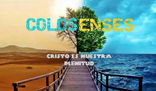 Colosenses 1-29 - reflexiones cristianas