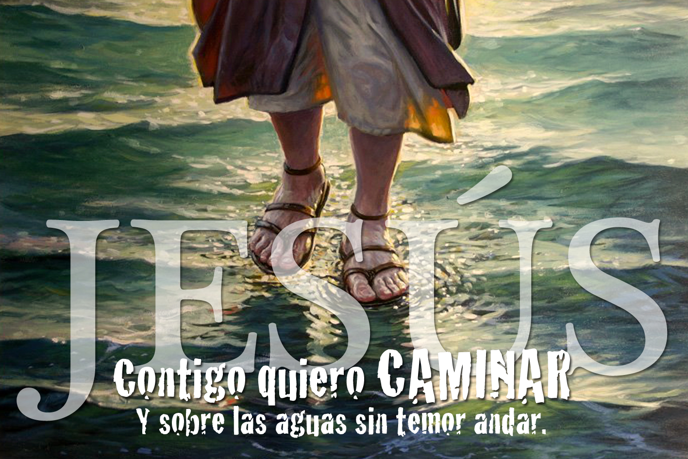 Caminar con Jesus