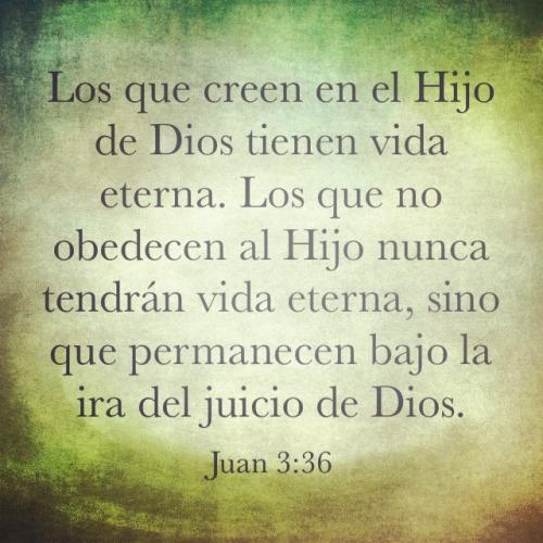 Juan 3-36