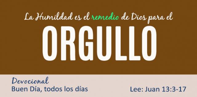 REMEDIO DEL ORGULLO