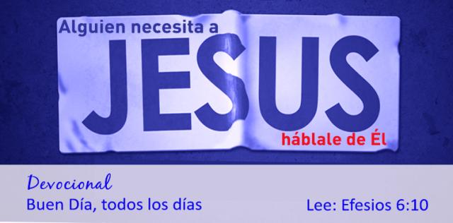 JESUS - HABLA DE EL