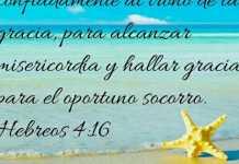 Dios es bueno en los momentos buenos y en los malos.